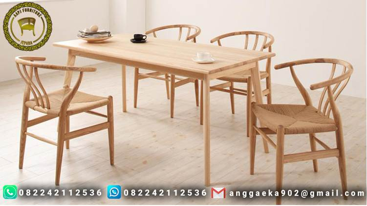 Set Kursi Cafe Industri Mebel Jepara